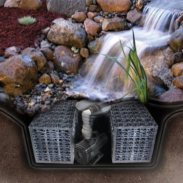 Water Harvesting & Containment