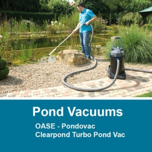 Pond Vacuums