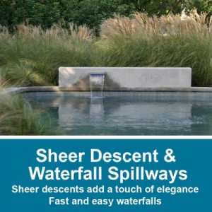 Sheer Descent/ Spillways