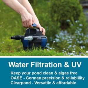 Water Filtration & U.V