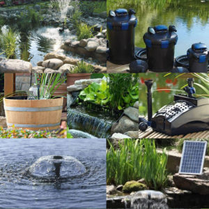 All-in-one Pond Systems